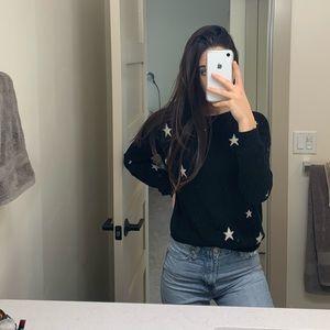 Brandy Melville star sweater ⭐️